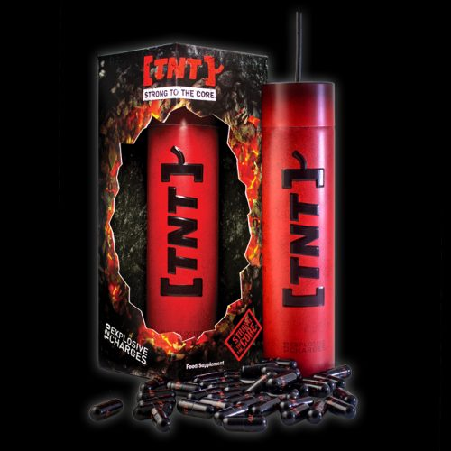TNT Strong To The Core Fat Burner
