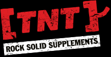 TNT SUPPLEMENTS Logo