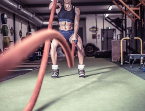 Battle Ropes – Blow Away Body Fat