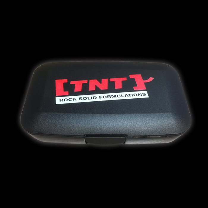 TNT Pill Box