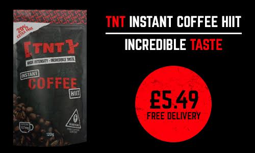 TNT Instant HIIT Coffee