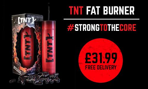 TNT Supplements Strong to the Core Fat Burner