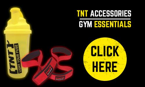 TNT Supplements TNT Gym Accessories